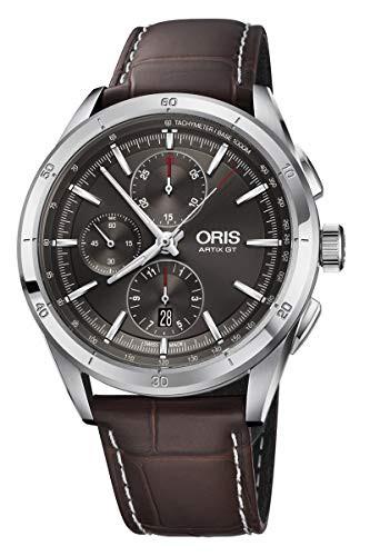 【正規逆輸入品】 【当店1年保証】オリスOris Artix GT Chronograph 44mm Mens Watch, 作善堂 52409867