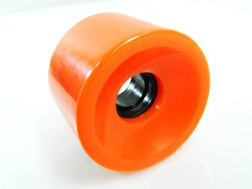 Blank 60mm Gel Solid Color Longboard Skateboard Wheels