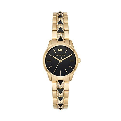 全商品オープニング価格! Runway Quartz with Stainless Watch Women's 【当店1年保証】マイケルコースMichael St Mercer Kors-腕時計レディース