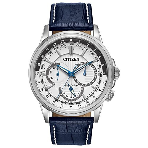 最高の 【当店1年保証 Eco-Drive】シチズンCitizen Men's Watch Eco-Drive Calendrier Watch Day/Date, with Day/Date, BU2020-02A, ニシタマグン:6219083a --- chevron9.de
