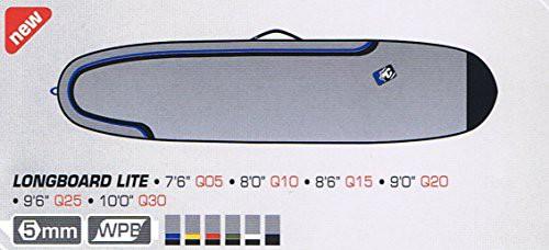 【超安い】 サーフィンCreatures of Leisure Surfboard Bag - Team Designed Surf Lite Long Board. 8'6