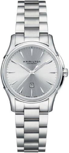 希少 黒入荷! 【当店1年保証】ハミルトンHamilton Jazzmaster Auto 34 mm Women's Automatic Watch H32315151, お宝五番街 d8d3018c