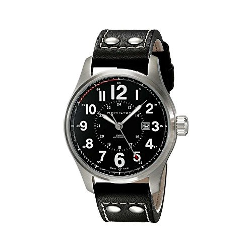 高速配送 【当店1年保証】ハミルトンHamilton Men's Watches Khaki Field Auto Officer H70615733 - WW, マクベツチョウ 0b9d050a