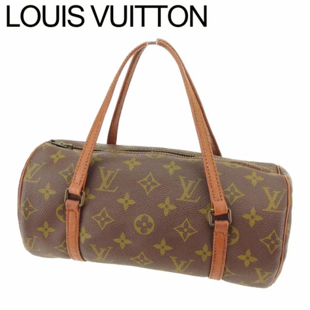 online store d7e08 90448 ルイ ヴィトン LOUIS VUITTON ハンドバッグ バッグ バック 筒型バッグ レディース モノグラム 【中古】 P775|au  Wowma!(ワウマ)