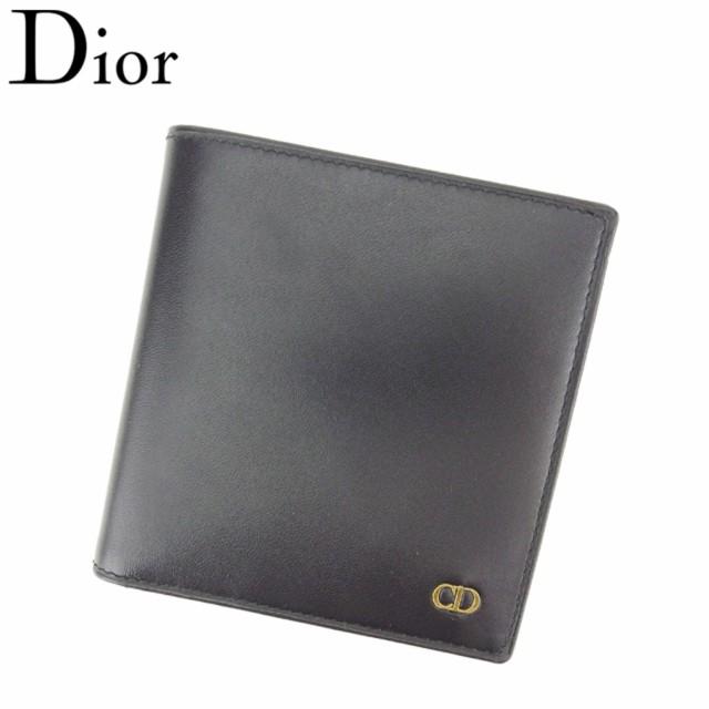 【国際ブランド】 ディオール Dior 二つ折り 財布 小物 財布 サイフ メンズ CDマーク 【】 T8613, 社町 0f3a22a7