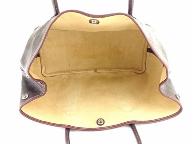 c604fa2c203f エルメス HERMES トートバッグ バッグ バック ワンショルダー レディース メンズ ガーデンパーティ 【中古】 T8950
