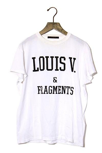 【特価】 【】Louis Vuitton × fragment ルイヴィトン フラグメント 藤原ヒロシ コラボ Tシャツ XXS ホワイト 白, オフィス/店舗用品トップジャパン 89847765