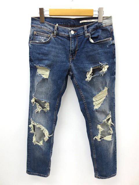 36 Jeans Zara Jeans Gr Damenmode