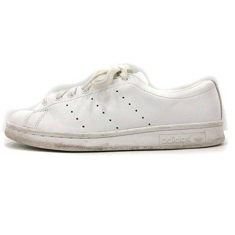 outlet store sale factory authentic shoes for cheap 【中古】アディダスオリジナルス adidas originals ハイク HYKE スタンスミス Stan Smith スニーカー ローカット  23.5 白|au Wowma!(ワウマ)
