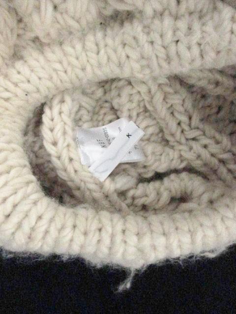 ケイビーエフ KBF アーバンリサーチ 帽子 ニット帽 ボンボン 56-58 白 ホワイト /ah レディース ベクトル【中古】