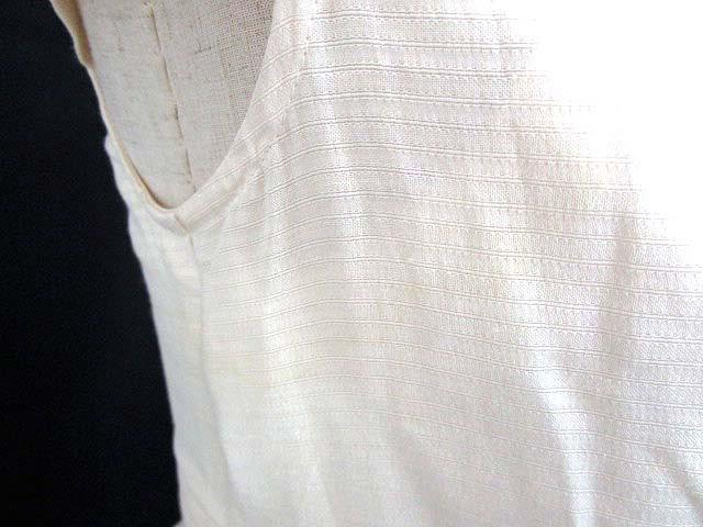 プライドグライド prideglide ワンピース ミニ カシュクール タック 半袖 38 ベージュ 【中古】 ベクトル【中古】