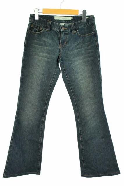 カルバンクラインジーンズ Calvin Klein Jeans パンツ デニム ジーンズ ブーツカット 26 青 レディース ベクトル【中古】