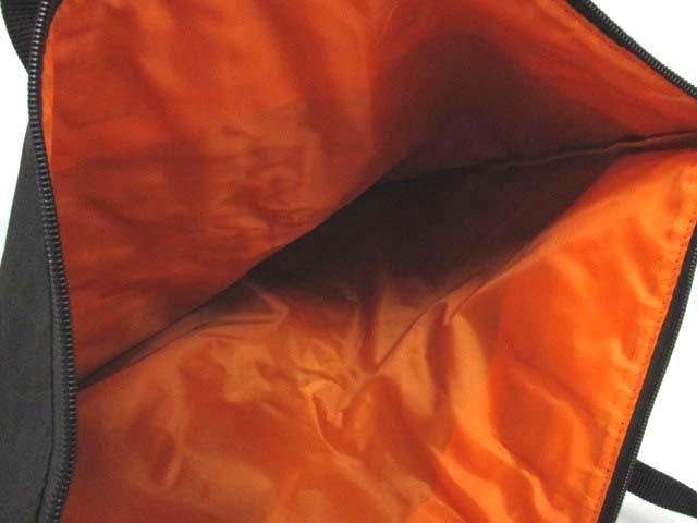 未使用品 ディッキーズ Dickies ヘルメットバッグ トート ショルダー ナイロン 黒 /DT ● メンズ レディース ベクトル【中古】
