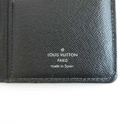f94916f97e9f ルイヴィトン LOUIS VUITTON M60622 エピ ポルトフォイユ・ブラザ 長財布 二つ折り ノワール 黒 ブラック