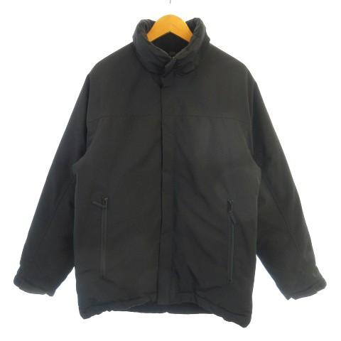 高い品質 【 ブラック】ロットワイラー ROTTWEILER シンサレートジャケット ナイロン ナイロン 中綿 ジャンパー スタンドカラー ブラック 黒 黒 L, KYU:15f752be --- kzdic.de