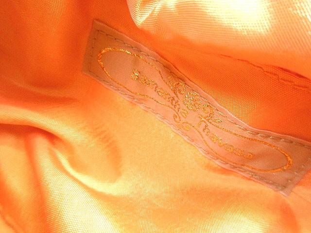 サマンサタバサ Samantha Thavasa バッグ トート ショルダー くま スタッズ 黄色 イエロー オレンジ aan レディース ベクトル【中古】