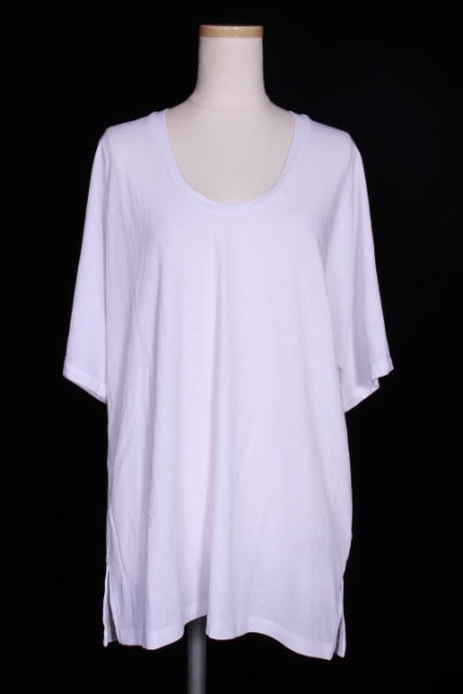【】未使用品 コルピエロ COL PIERROT アパルトモン L'Appartement 17AW Tシャツ 半袖 ドライタッチ 白 ホワイト /hn0527 レディース