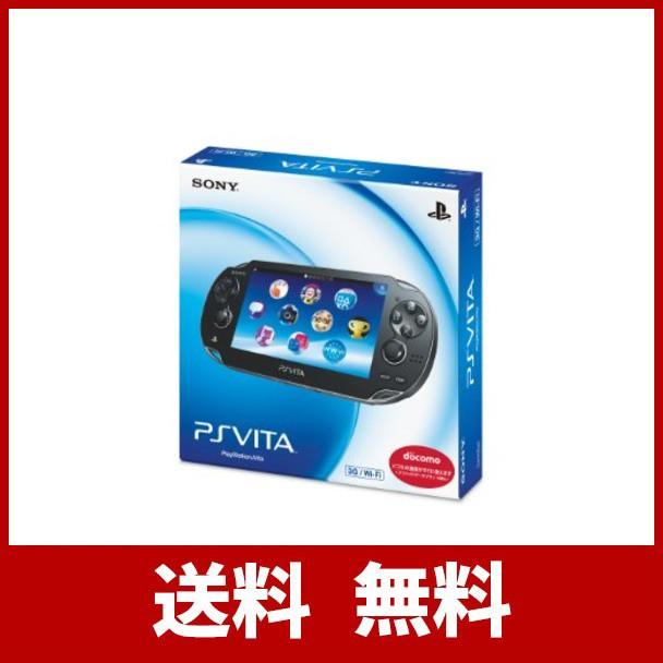 非常に高い品質 PlayStation Vita (プレイステーション ヴィータ) 3G/Wi‐Fiモデル クリスタル・ブラック (初回限定版) (PCH-1100 AA01), 財布バッグ屋 36474665