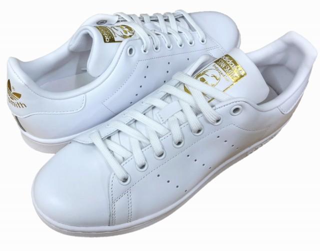 5cabe60b842cf0 正規品 アディダス オリジナルス スタンスミス adidas ORIGINALS STAN SMITH FD ホワイト/ゴ-