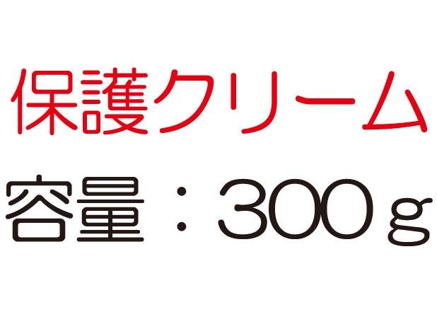 手肌保護剤300gが2本 保護クリーム PO-H09-2