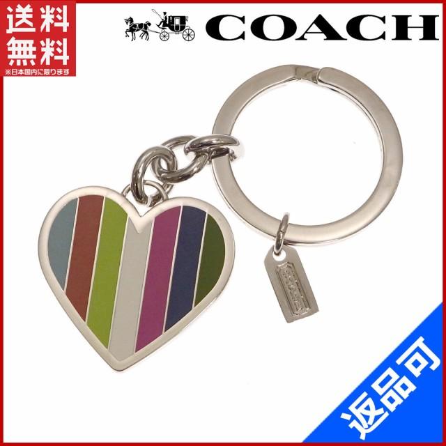 コーチ キーリング COACH キーリング キーホルダー 良品 【中古】 X8090