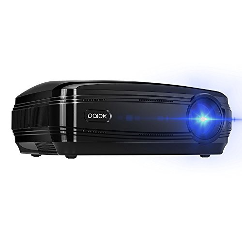 Paick 3200 LED ホームシアター用ビデオプロジェクター HD対応 1080