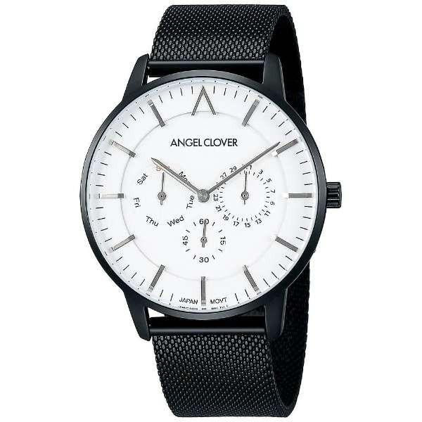 正規品販売! 【正規品】Angel Clover エンジェルクローバー 腕時計 ZE42BWH メンズ ZERO ゼロ, 守山市 d33b1b78