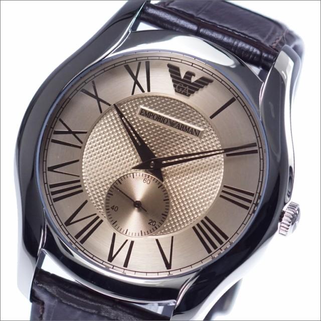 9815d06f29 EMPORIO ARMANI エンポリオアルマーニ 腕時計 AR1704 メンズ Classic クラシック