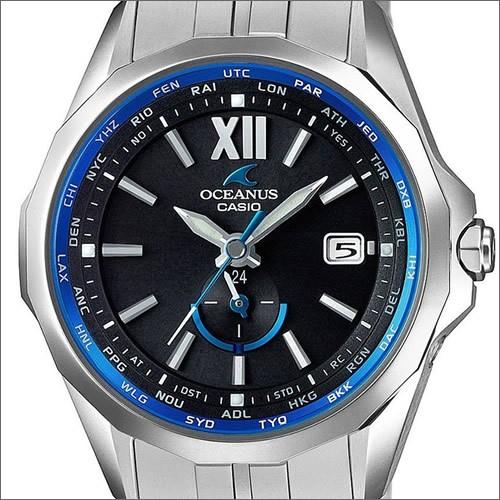 【期間限定お試し価格】 【正規品】CASIO カシオ 腕時計 OCW-S340-1AJF レディース OCEANUS オシアナス OCEANUS Manta オシアナスマンタ ソーラー 電波, マツマエチョウ 9aee5bd9