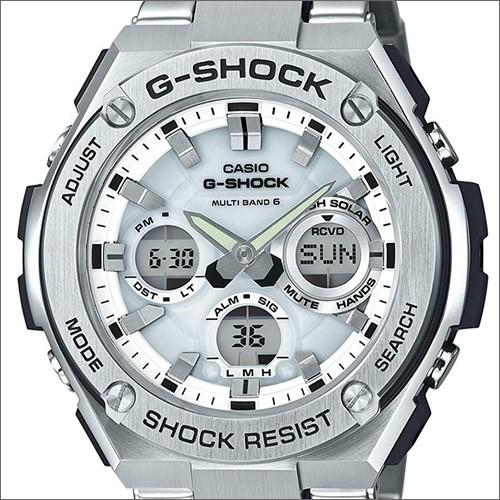 【着後レビューで 送料無料】 【正規品】CASIO カシオ 腕時計 GST-W110D-7AJF メンズ G-SHOCK ジーショック G-STEEL Gスチール ソーラー 電波, BRAN'S おお蔵 d482440e