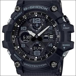 早い者勝ち 【正規品】CASIO カシオ 腕時計 GWG-100-1AJF メンズ G-SHOCK ジーショック MUDMASTER マッドマスター ソーラー 電波, アイドカストア fb03f09f