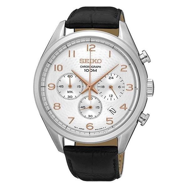 超人気新品 【並行輸入品】海外SEIKO 海外セイコー 腕時計 SSB227P1 メンズ クロノグラフ, ふすま宅配サービス 3c721925