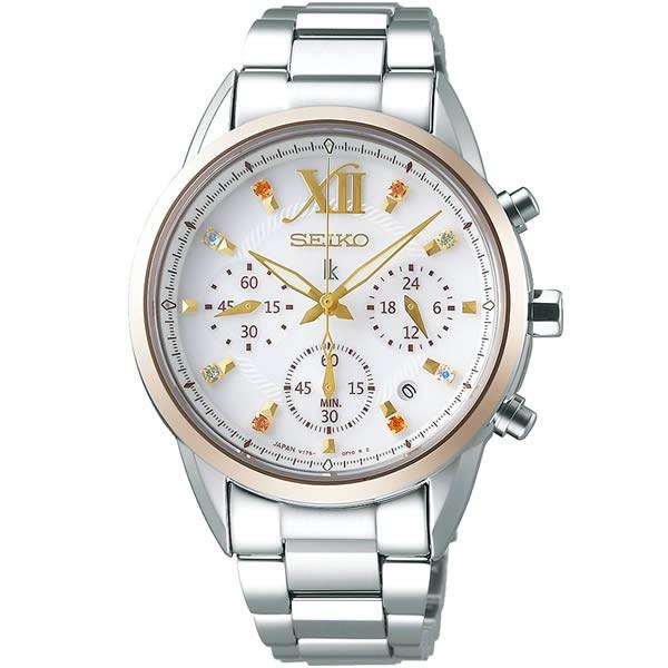 大人女性の 【正規品】SEIKO セイコー 腕時計 SSVS042 レディース LUKIA ルキア 2019 クリスマス限定モデル ソーラー, エヌライティング f37e707f