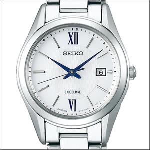 【メール便送料無料対応可】 【正規品】SEIKO セイコー 腕時計 SWCW145 レディース DOLCE&EXCELINE ドルチェ&エクセリーヌ ソーラー電波, ラロックショップ cf7406d6