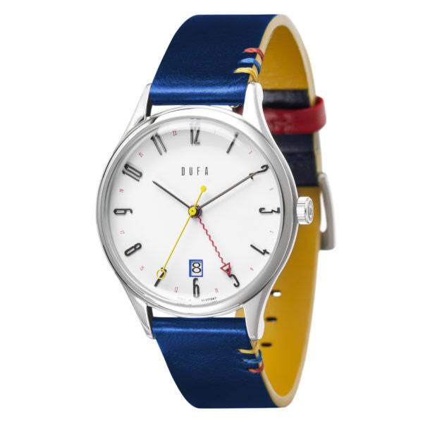 最終値下げ 【正規品】DUFA ドゥッファ 腕時計 DF-9006-0C メンズ BAUHAUS 100YEARS EDITION バウハウス100周年記念モデル, 坪井花苑shop 2ce35261