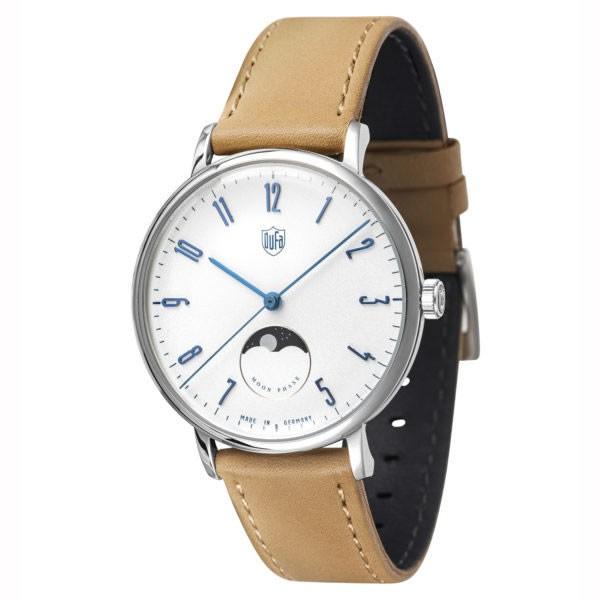 【即発送可能】 【正規品】DUFA【正規品】DUFA ドゥッファ 腕時計 PHASE DF-9032-01 ドゥッファ メンズ GROPIUS MOND PHASE グロピウス モンドフェイズ, ギアムーブ:b70b198b --- ai-dueren.de