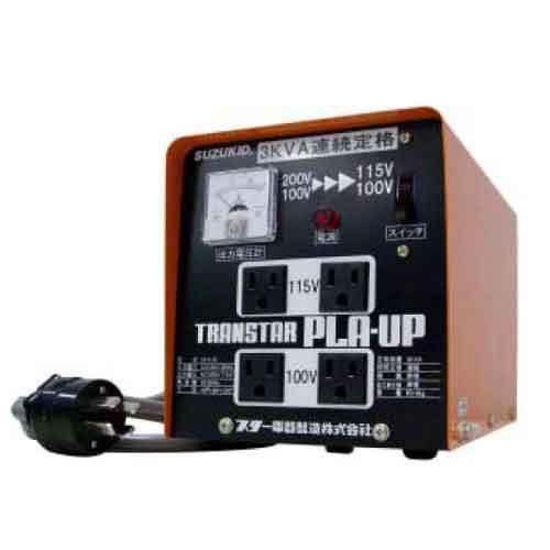 正規品! 【送料無料】 電工ドラム コード 変圧器 トランス(スズキット)ポータブル変圧器プラアップ st×-01, 福井市 3d911285
