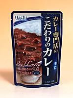 【送料無料】ハチ食品 こだわりのカレー辛口 210g ×40個【イージャパンモール】