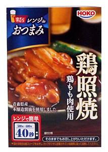 ★まとめ買い★ 宝幸 楽チンパック 鶏照焼 100g ×8個【イージャパンモール】