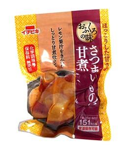 ★まとめ買い★ イチビキ おふくろの味 さつまいもの甘煮 85g ×10個【イージャパンモール】
