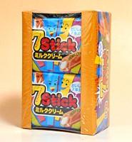 ★まとめ買い★ やおきん セブンスティックミルククリーム ×12個【イージャパンモール】