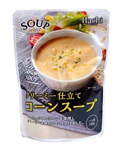 ★まとめ買い★ ハチ スープセレクト コーンスープ 180g ×20個【イージャパンモール】