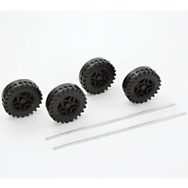 (株)大和科学教材研究所 車輪 直径50mm【返品・交換・キャンセル不可】【イージャパンモール】
