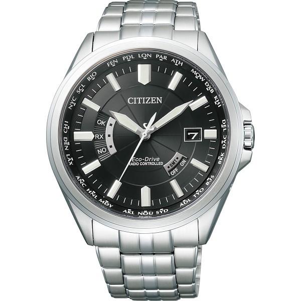 本店は 【送料無料】シチズン メンズ電波腕時計 ブラック CB0011-69E【】【ギフト館】【キャッシュレス5%還元】-その他メンズファッション
