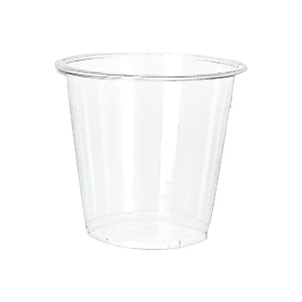 Hプラスチックカップ 2 60ML (3000個)【イージャパンモール】