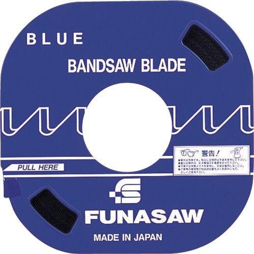 フナソー コンターマシン用ブレード 汎用タイプ ブルー 幅10mm 山数14 1本