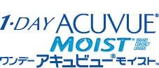 ワンデー アキュビュー モイストのモイスト ロゴ