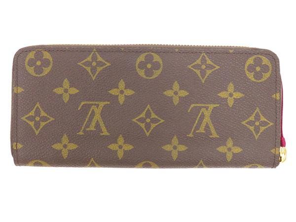 【送料無料】【新品】ルイヴィトン 長財布 モノグラム ポルトフォイユ・クレマンス M60742 LOUIS VUITTON ヴィトン 財布