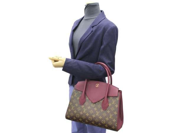 【送料無料】【新品】ルイヴィトン ハンドバッグ モノグラム フロリーヌ 2wayショルダーバッグ M42271 LOUIS VUITTON ヴィトン バッグ