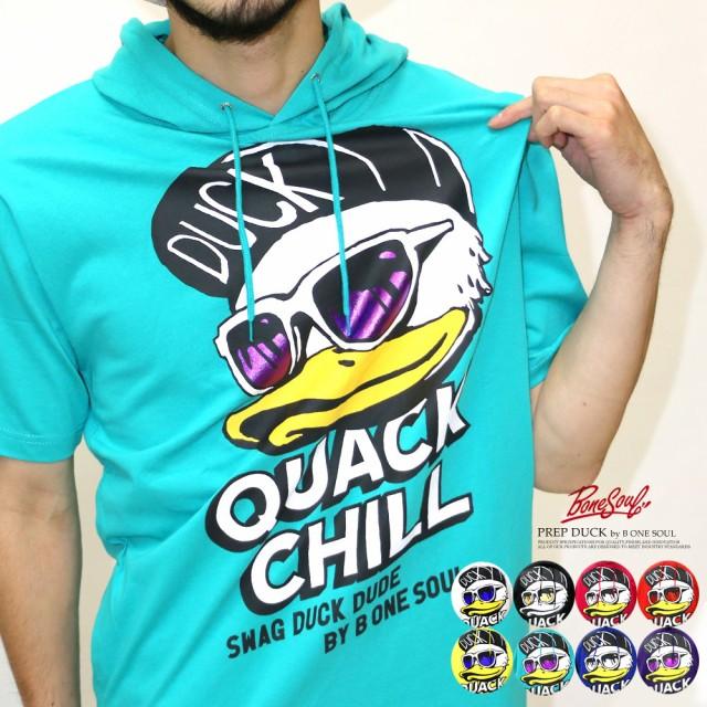 ビーワンソウル パーカー Tシャツ メンズ ビッグ フェイス ロゴ プリント Tシャツ 半袖 マルカワ B ONE SOUL ストリート カジュアル  ダッの通販はWowma!